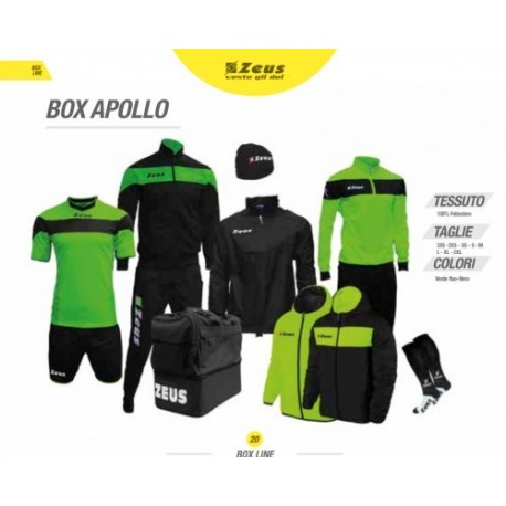 box apollo zeus