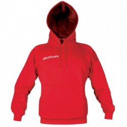 sweat cappuccio new givova