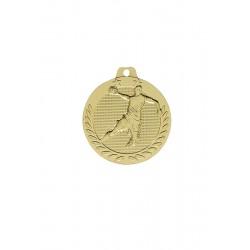 médaille dx12 handball