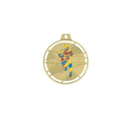 médaille bx10 rugby