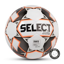 ballon futsal master shiny select