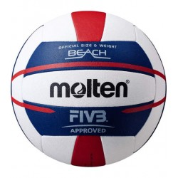 ballon beach volley molten v5b5000 wn