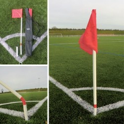 poteaux de corner flexibles sporti